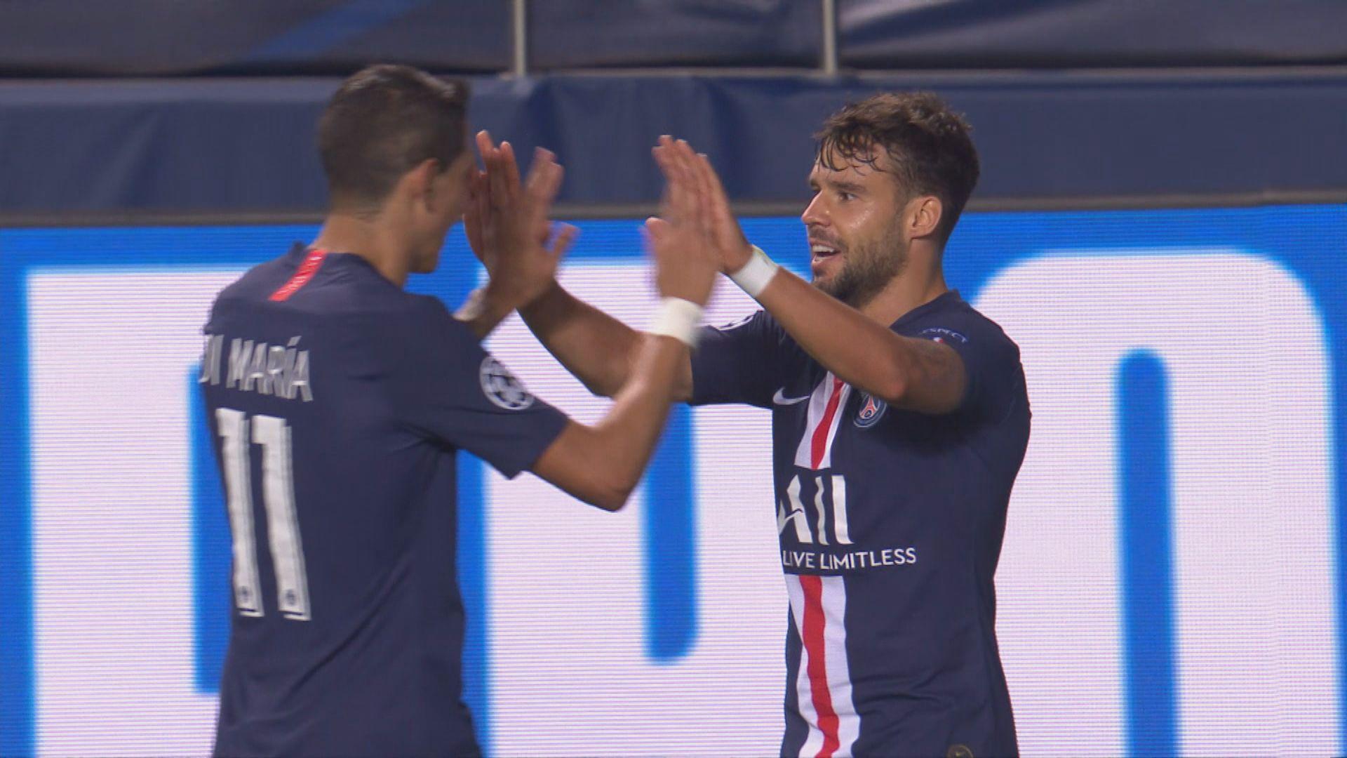 歐聯 萊比錫0:3巴黎聖日耳門