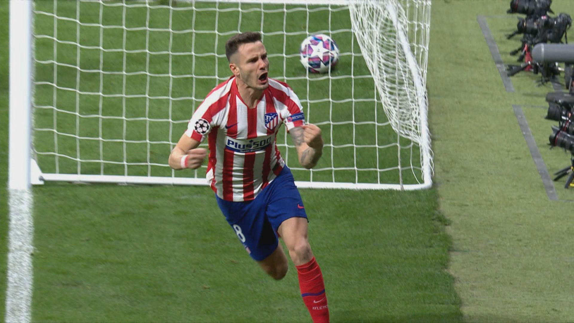 歐聯 馬德里體育會1:0利物浦