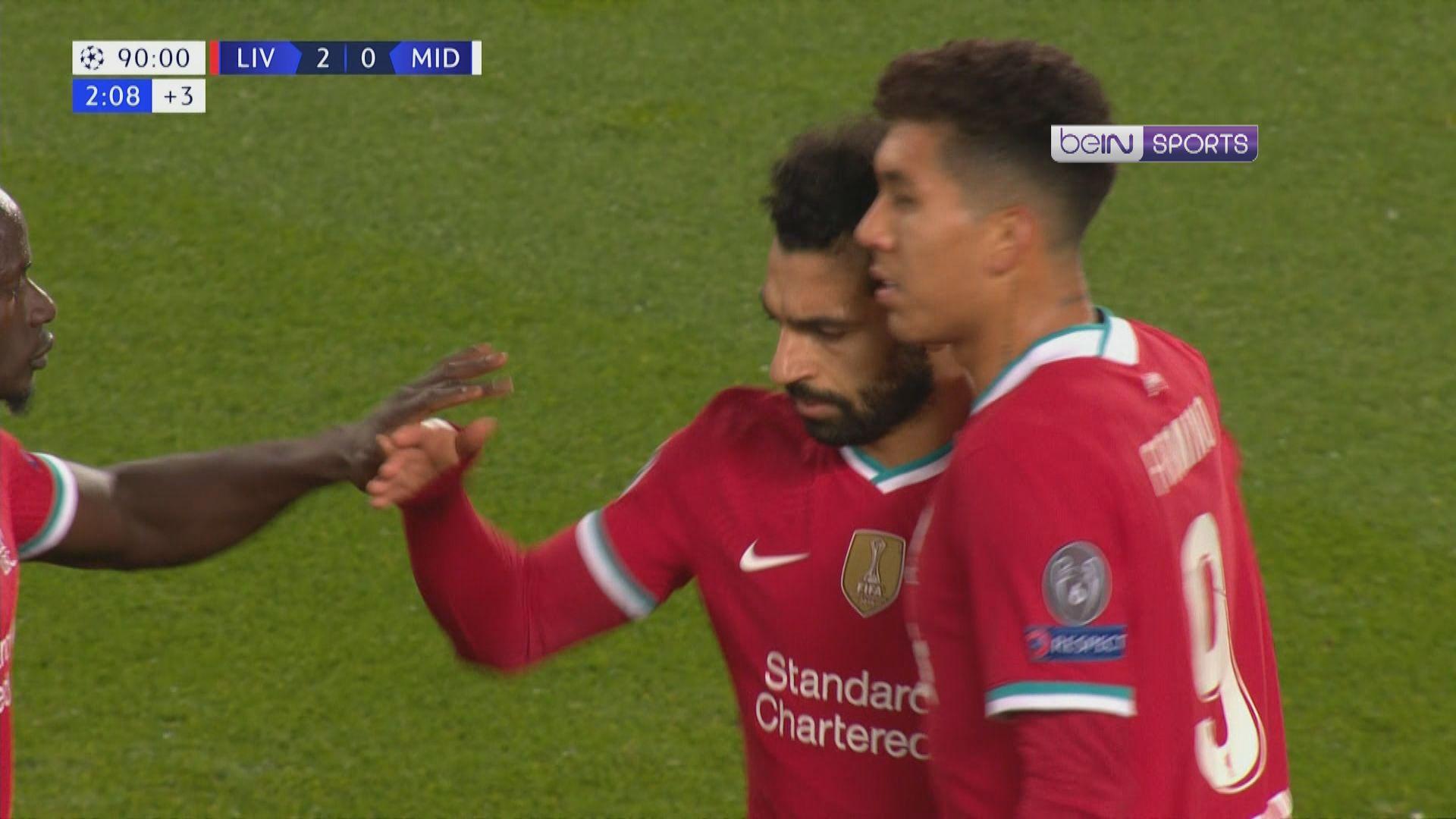 歐聯 利物浦 2:0 米迪蘭特、馬賽 0:3 曼城