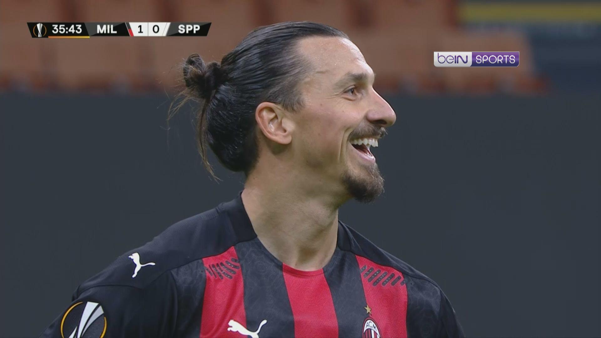 歐霸盃 AC米蘭3:0布拉格斯巴達