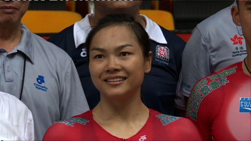 李慧詩贏得世錦賽凱林賽銀牌