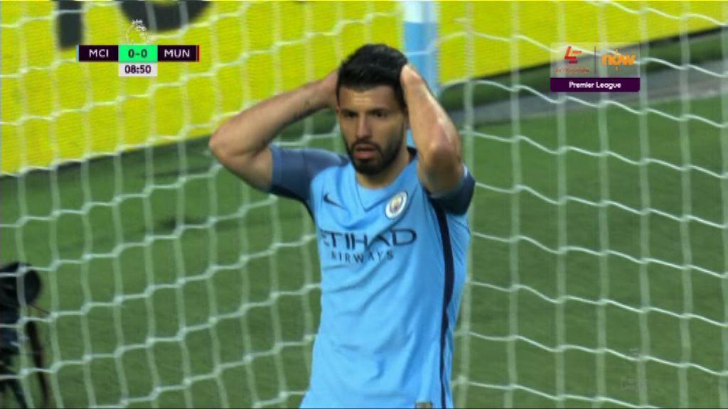 英超 曼聯 0:0 曼城