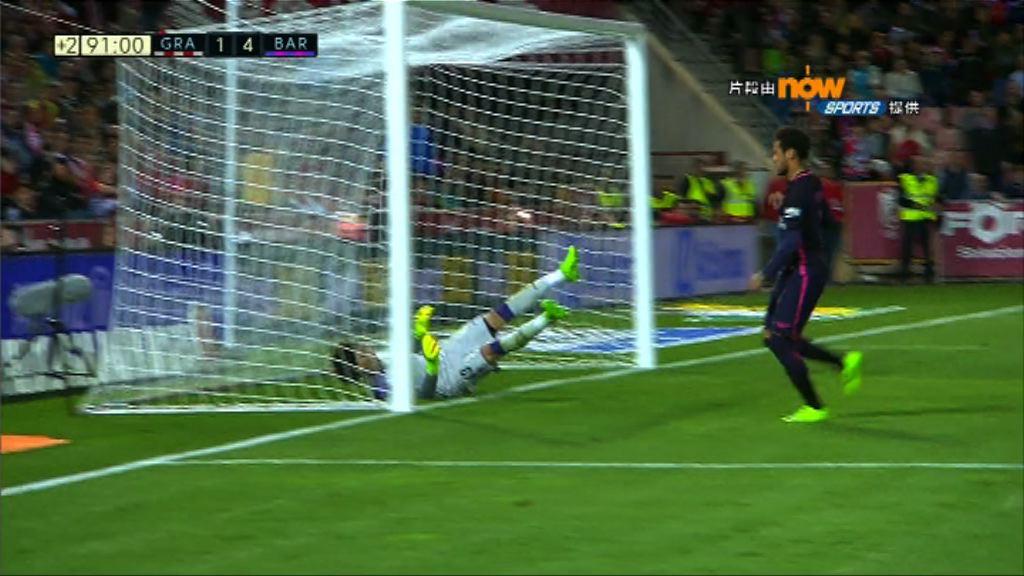 西甲 皇家馬德里3:0艾拉維斯