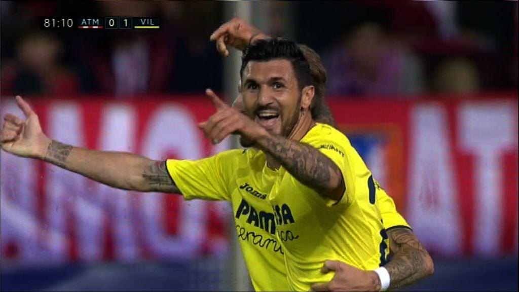 西甲 馬德里體育會0:1維拉利爾