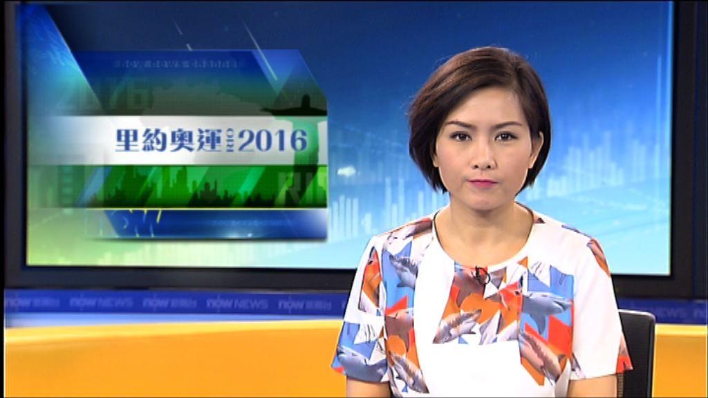 奧運女子重劍 江旻憓十六強止步