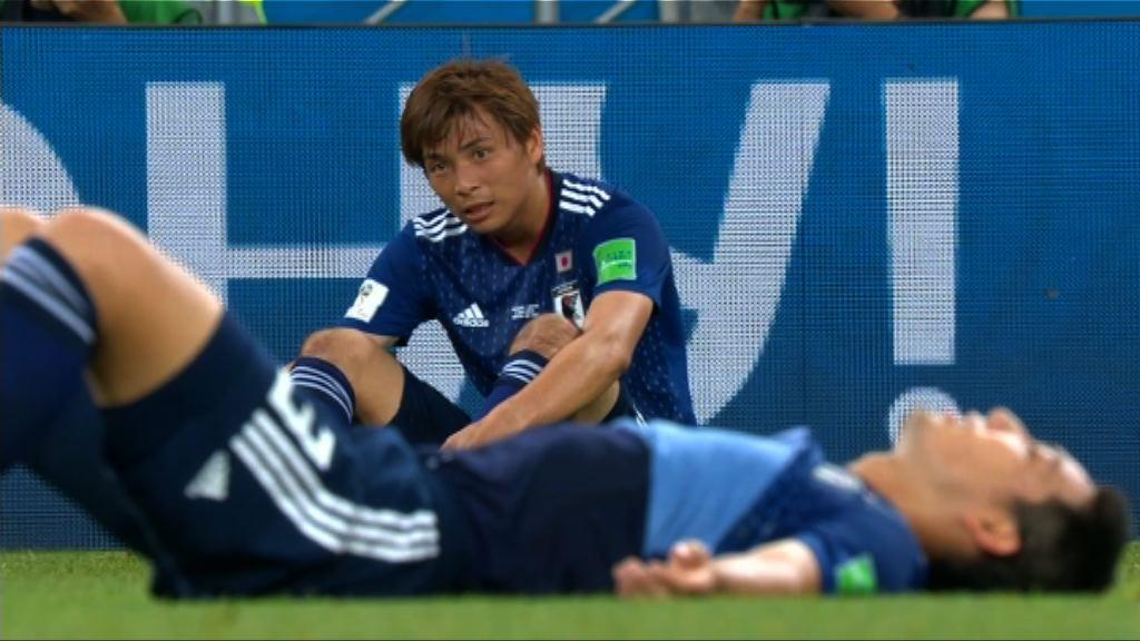 世界盃十六強 比利時3:2日本