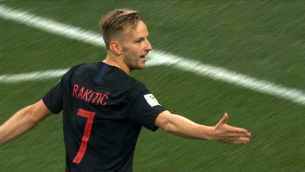 世界盃十六強 克羅地亞十二碼險勝丹麥晉級
