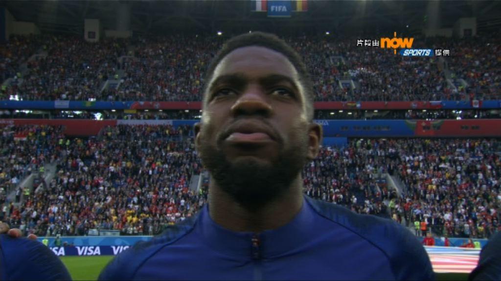 安迪堤有信心法國能奪世界盃冠軍