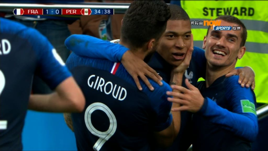 【回顧晉級之路】法國廿年來第三度闖世盃決賽