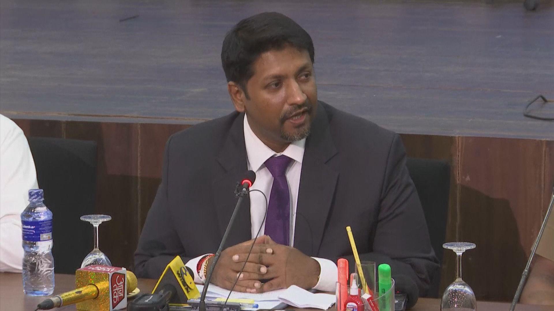 斯里蘭卡當局指連環炸彈襲擊領袖已當場死亡