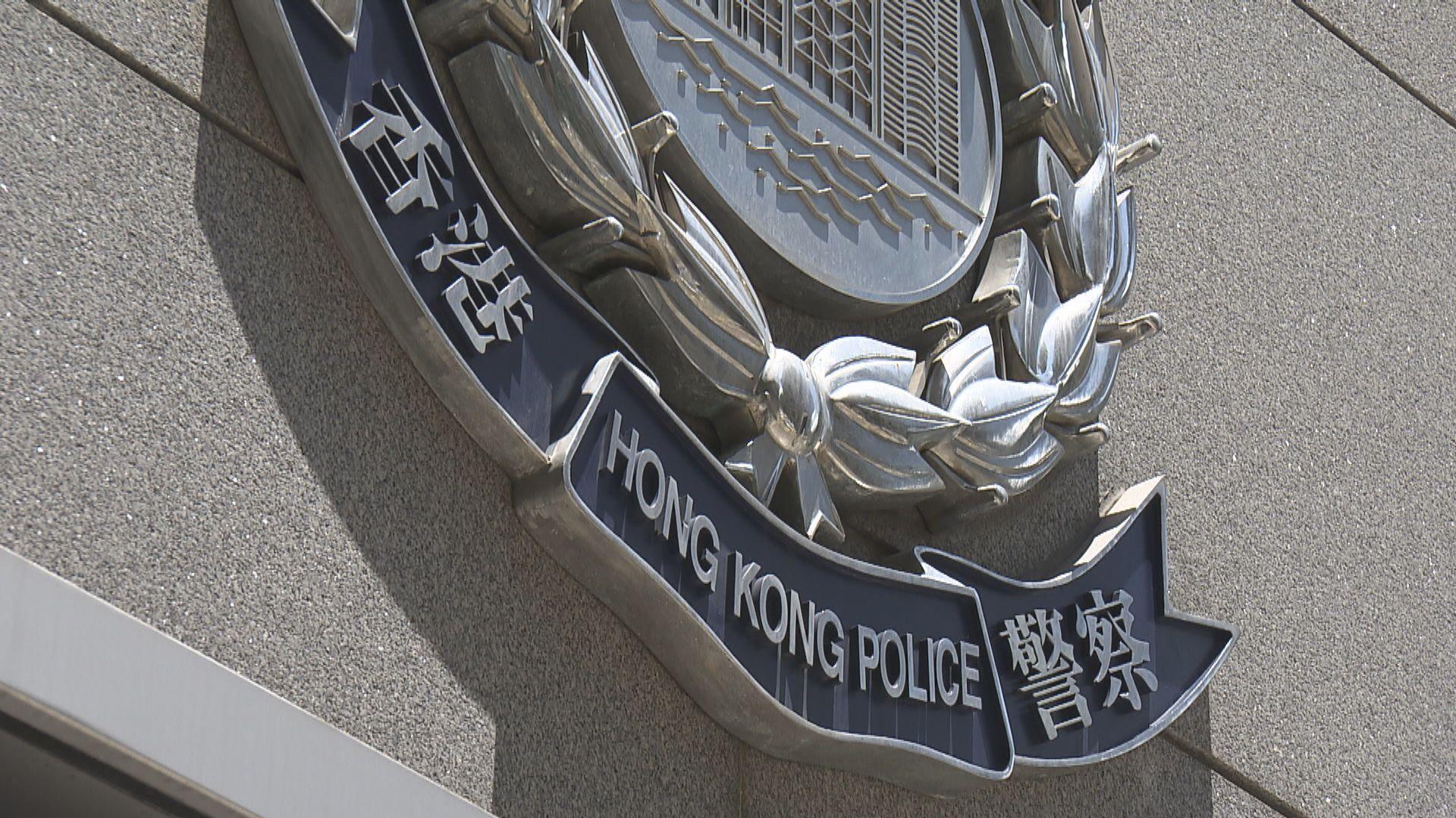 警方指企圖跳橋男子涉非法集結被補