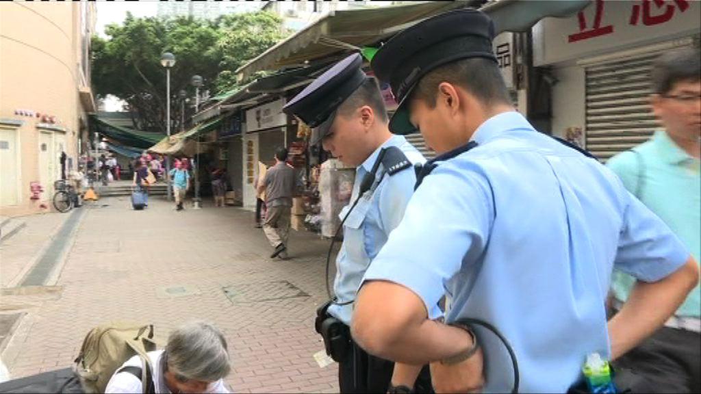 團體再發反水貨客行動 警方加強戒備