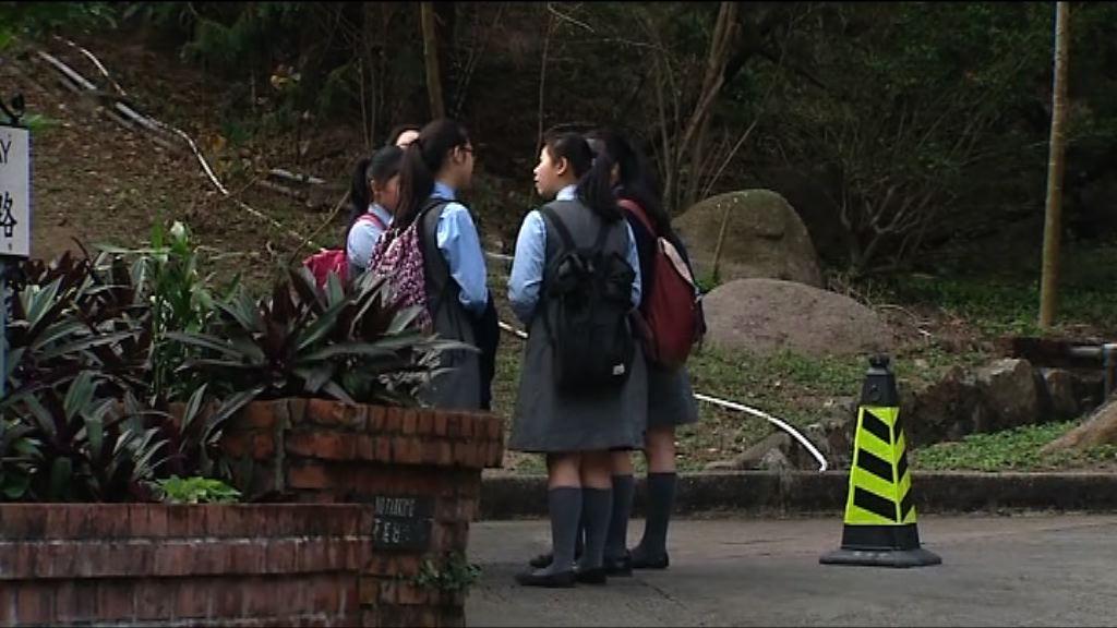 聖士提反書院疑遭裝偷拍鏡 學生稱加強防範