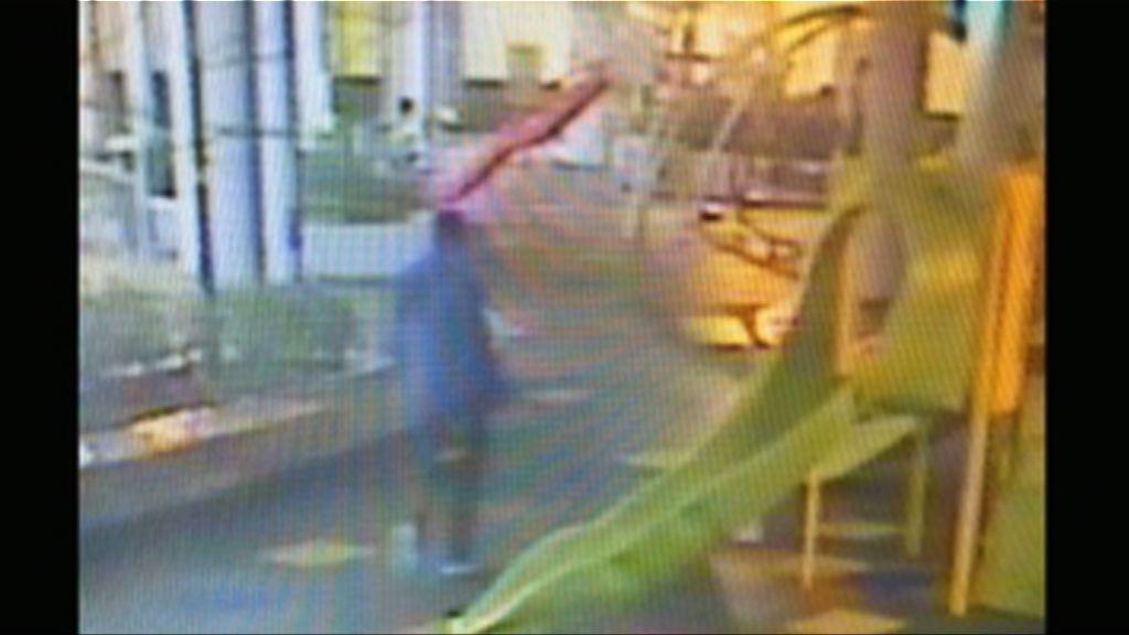 深水埗女子遇襲案警追緝一名男子