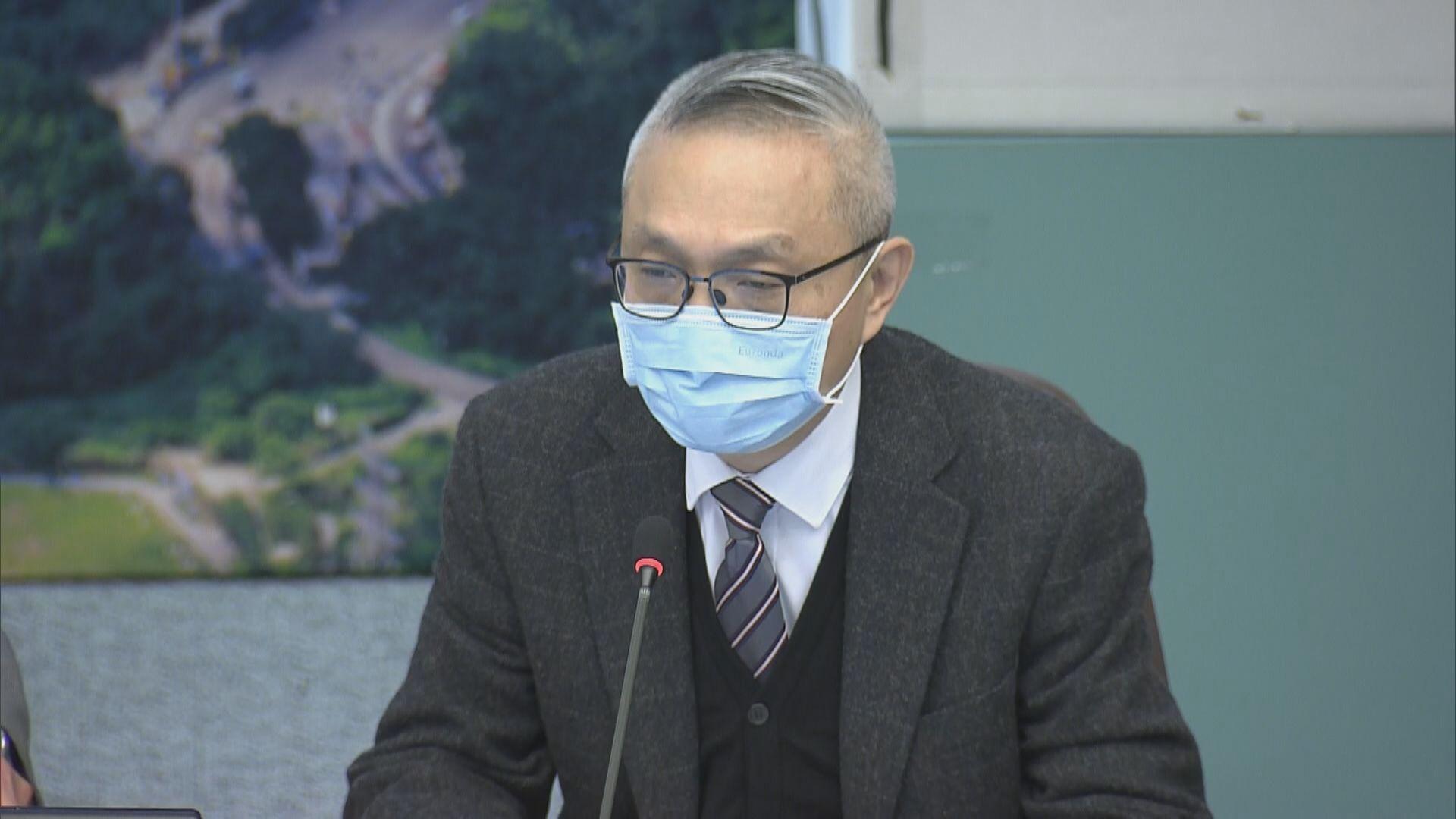 徐德義出席沙田區議會 解駿洋邨作檢疫設施
