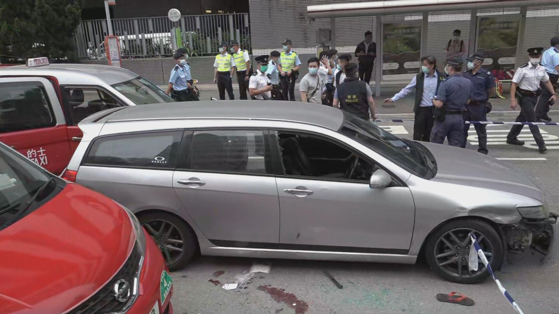 男子周四沙田涉狂亂駕駛 警拘捕多三人涉爆竊集團