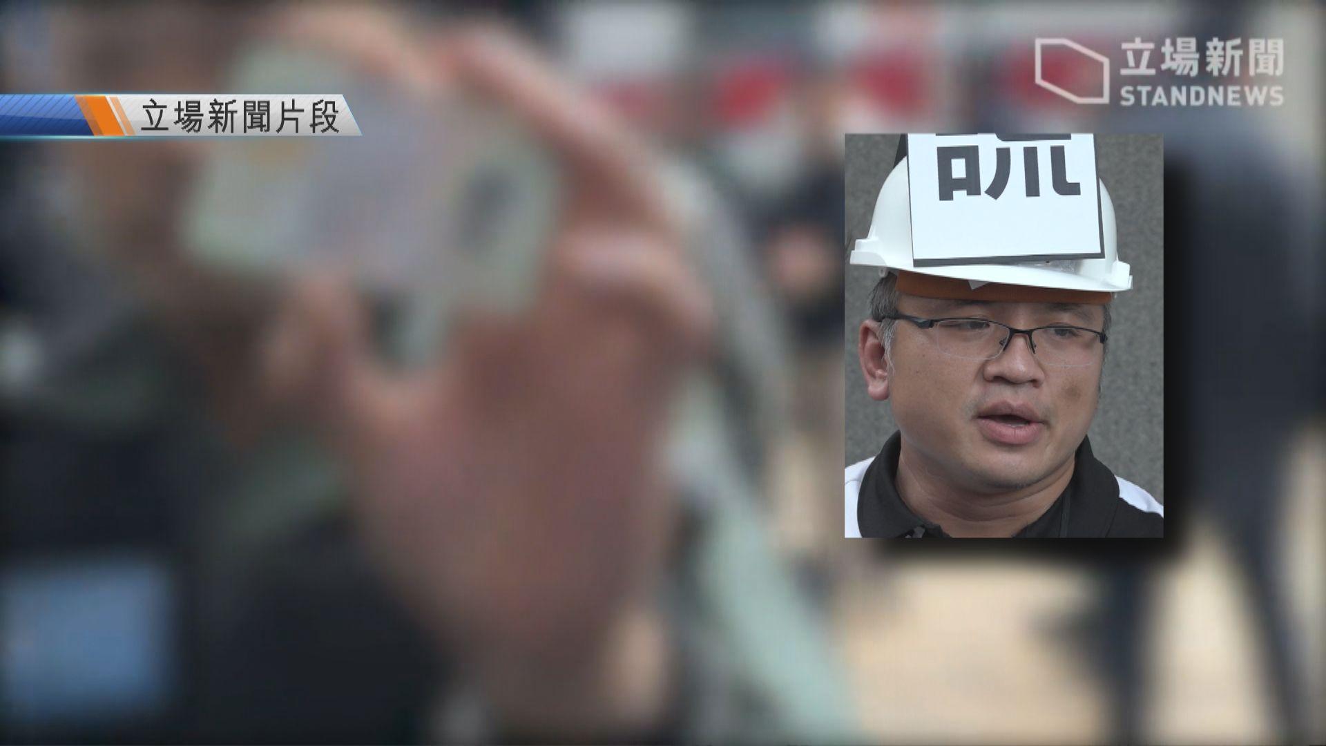 立場新聞:警員無可能不知道記者正在拍攝