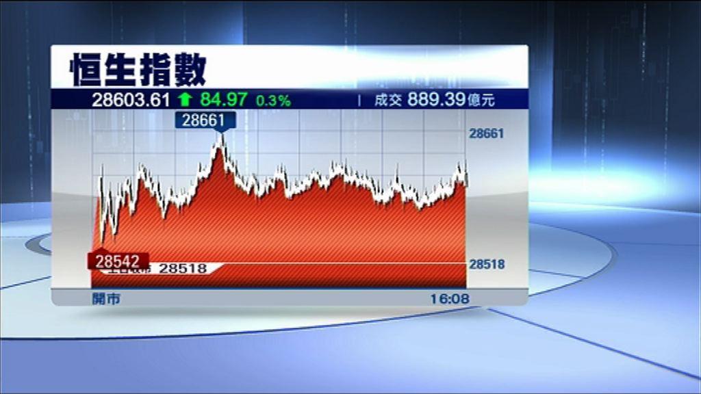 【升唔停】騰訊又破頂 再漲逾1%