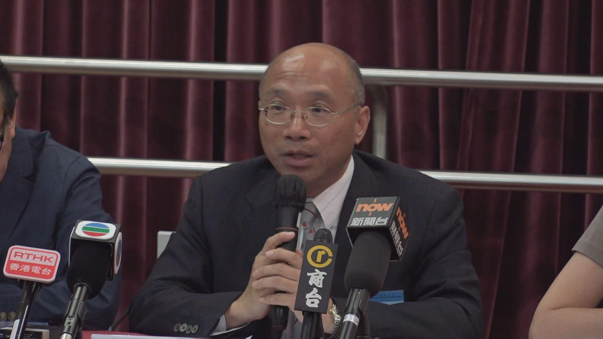 中學校長會促請政府宣布周四五繼續停課