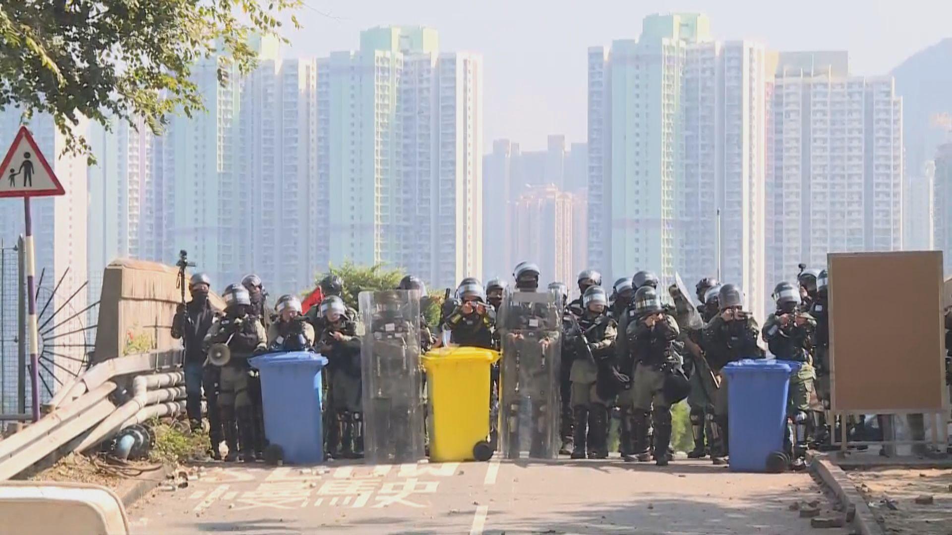警方:大學非罪犯避風港