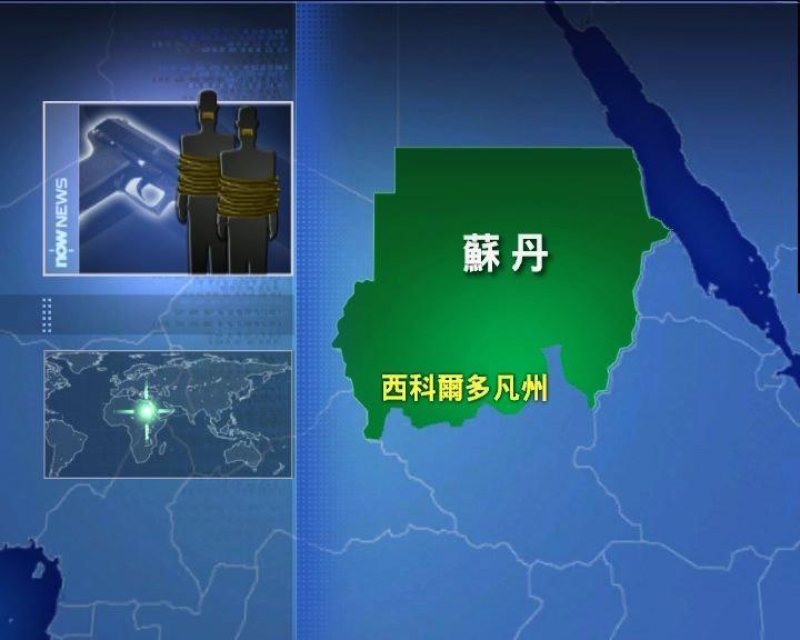 兩名中國工程師在蘇丹被武裝分子綁架