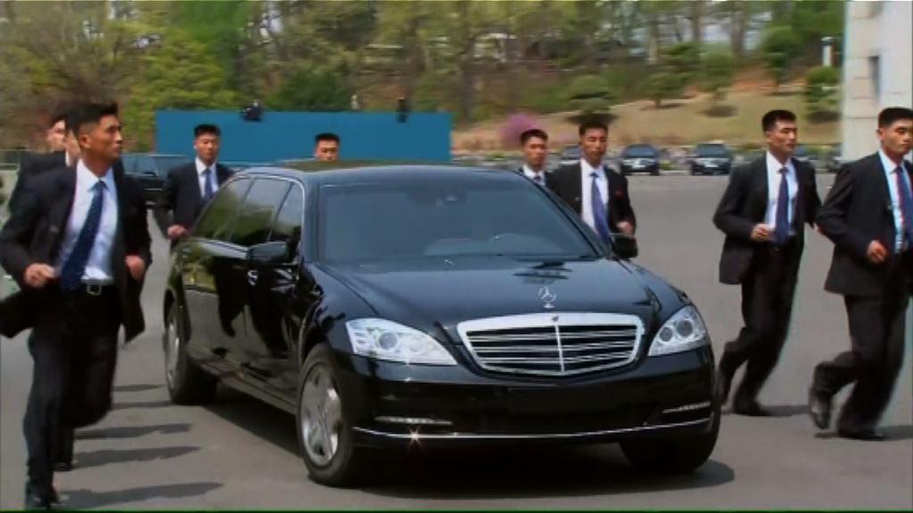 南北韓領袖上午會談結束 歷時個多小時
