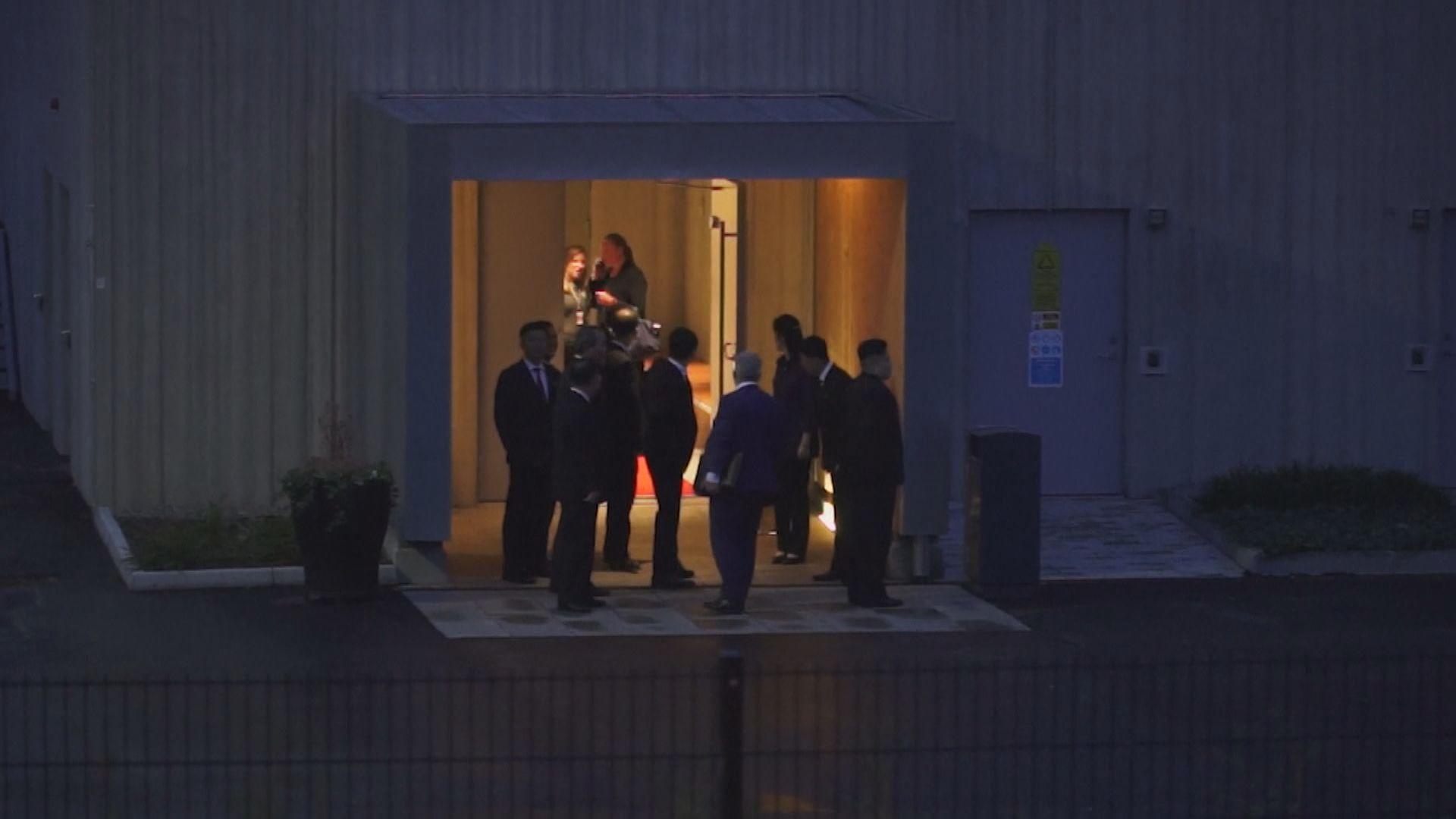 北韓談判團抵瑞典與美國代表談判