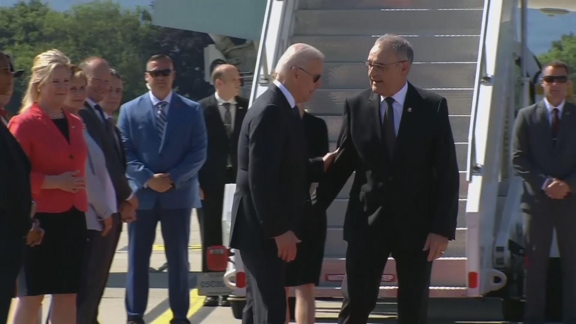 拜登與普京於瑞士日內瓦舉行峰會