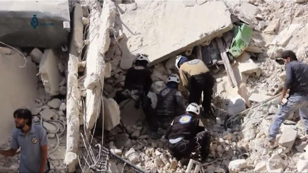 阿勒頗再度遇襲至少16死