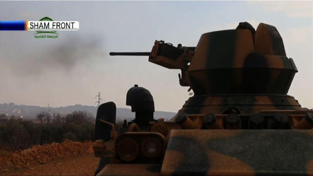 敘利亞政府軍控制阿勒頗東部九成八地區