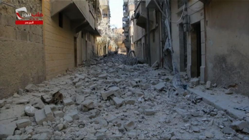 敘政府軍籲反對派開糧倉