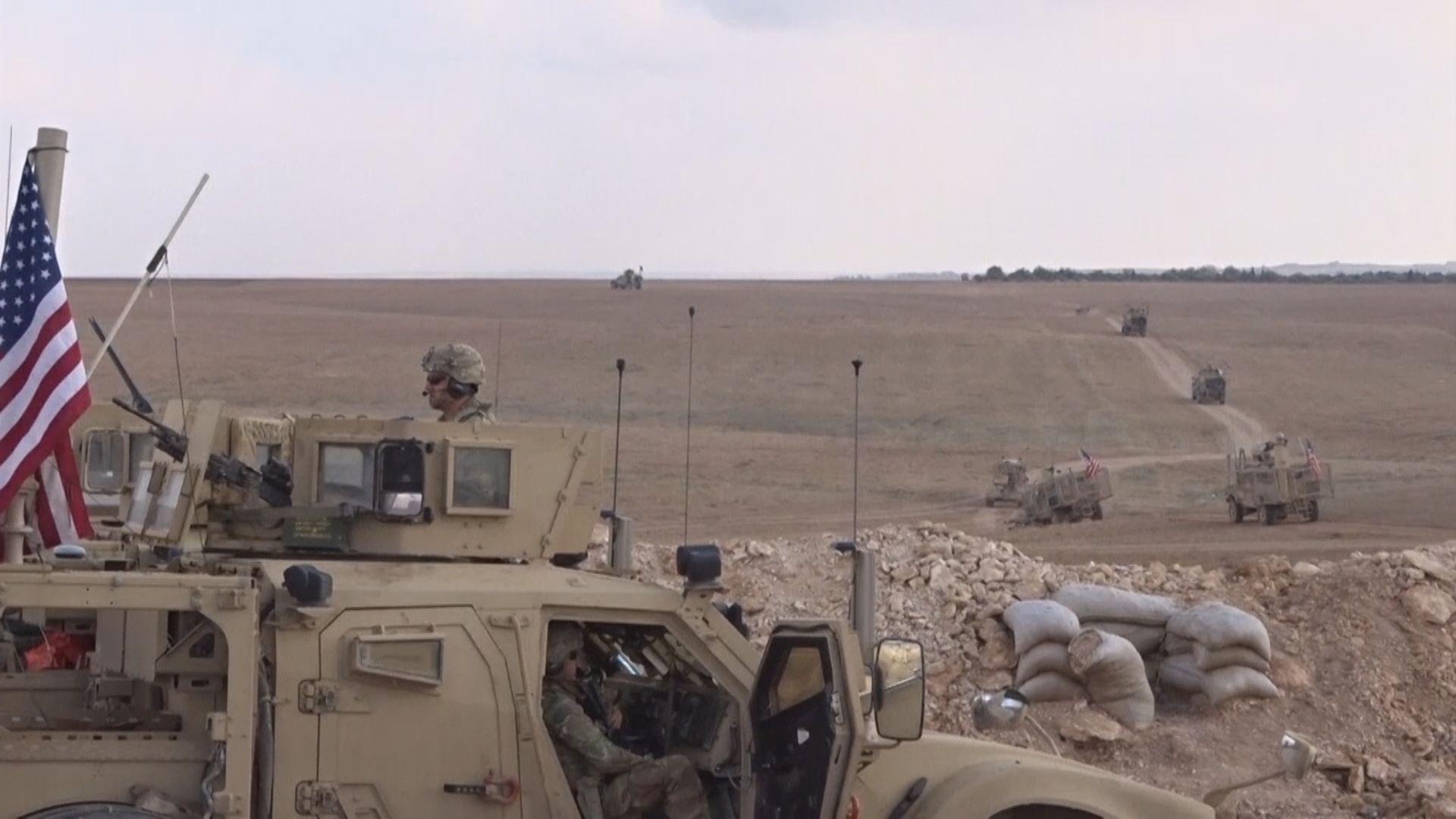 敘利亞政府軍聲稱已進入戰略重鎮曼比季