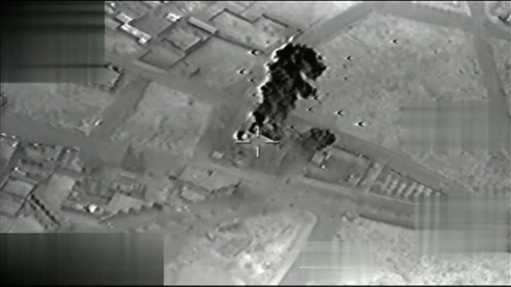 敘利亞續遭空襲 擊斃多名聖戰組織高層