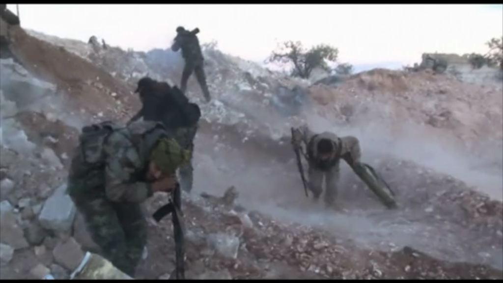 敘政府軍宣稱阿勒頗戰役將完結
