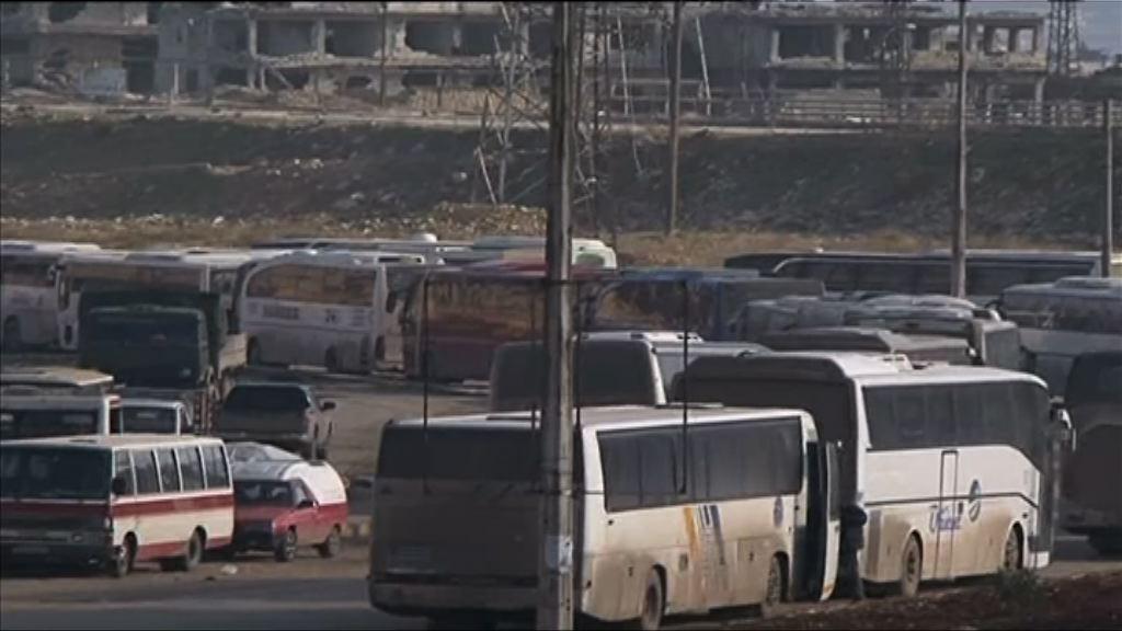敘政府軍反對派達成新撤離協議