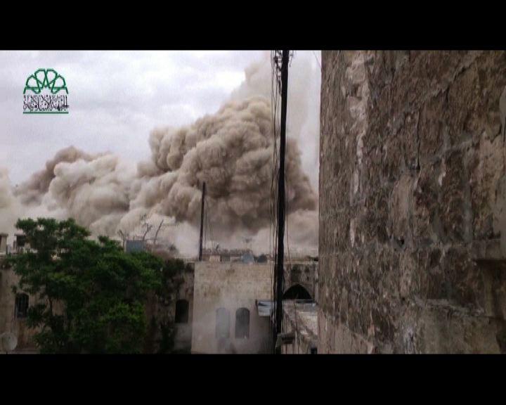 敘國反對派炸酒店五十政府軍死