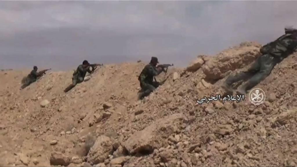 敘利亞西南部停火協議生效