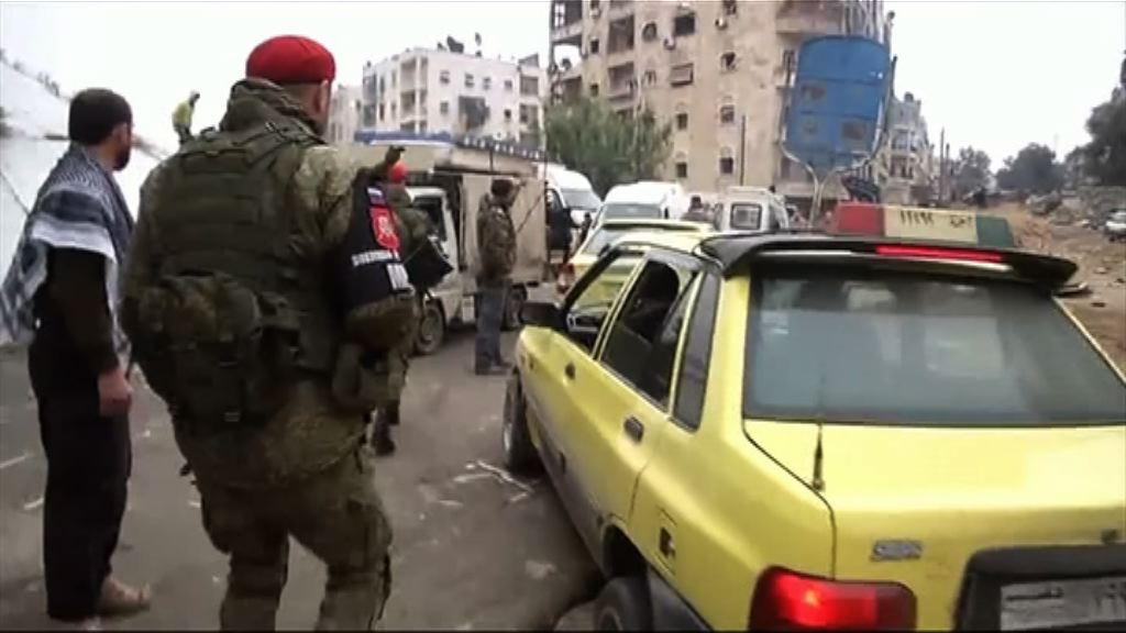敘政府軍和反對派達成全國停火協議