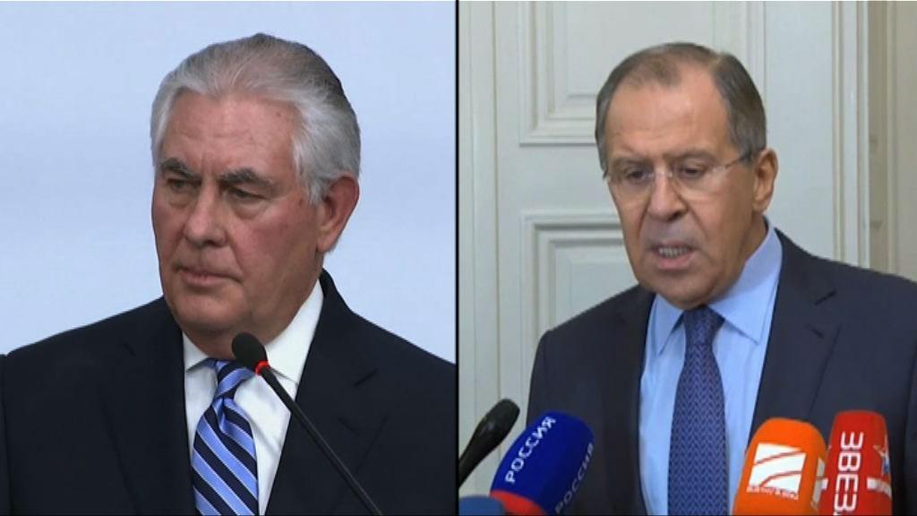 美俄外長通電話商敘利亞局勢