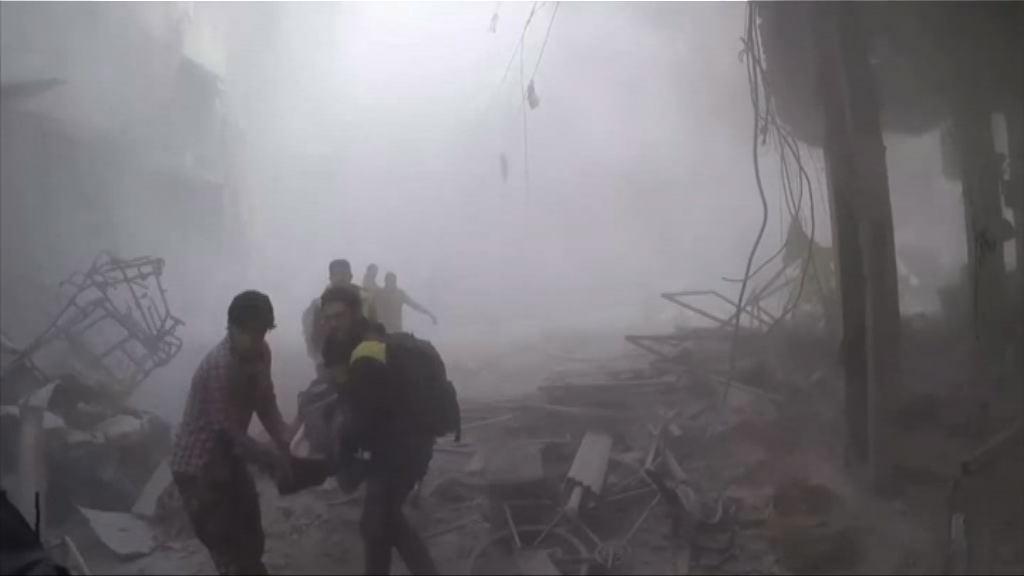 人道組織批敘國停火未受監察難以執行