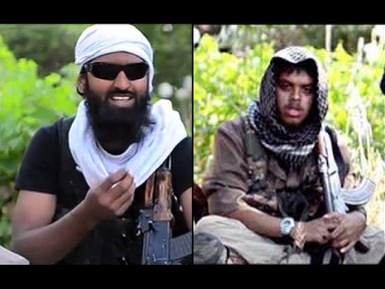 英國空襲敘國擊斃兩名英國公民