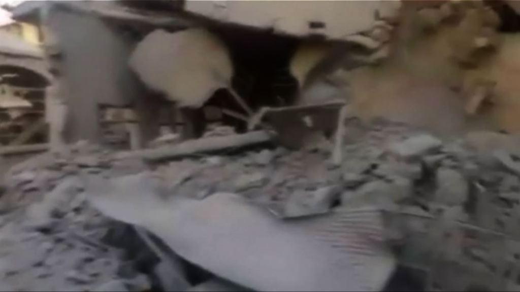 敘利亞阿勒頗再有醫院遭空襲