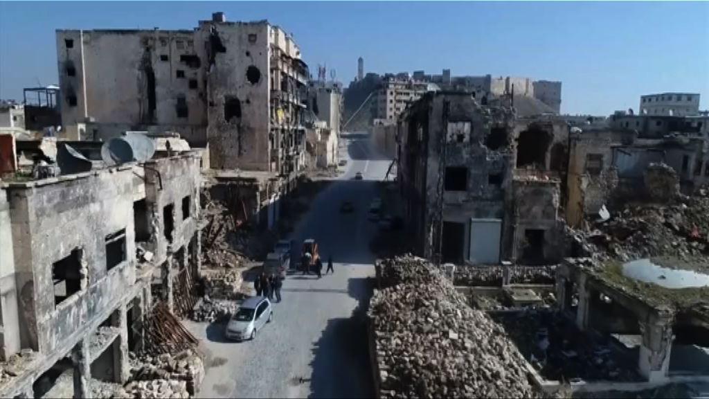 停火決議通過後 敘利亞戰鬥持續