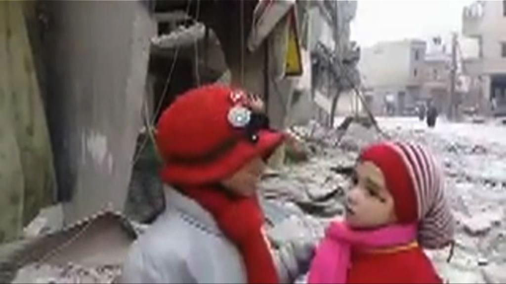 敘利亞小姊妹拍片促國際關注東古塔
