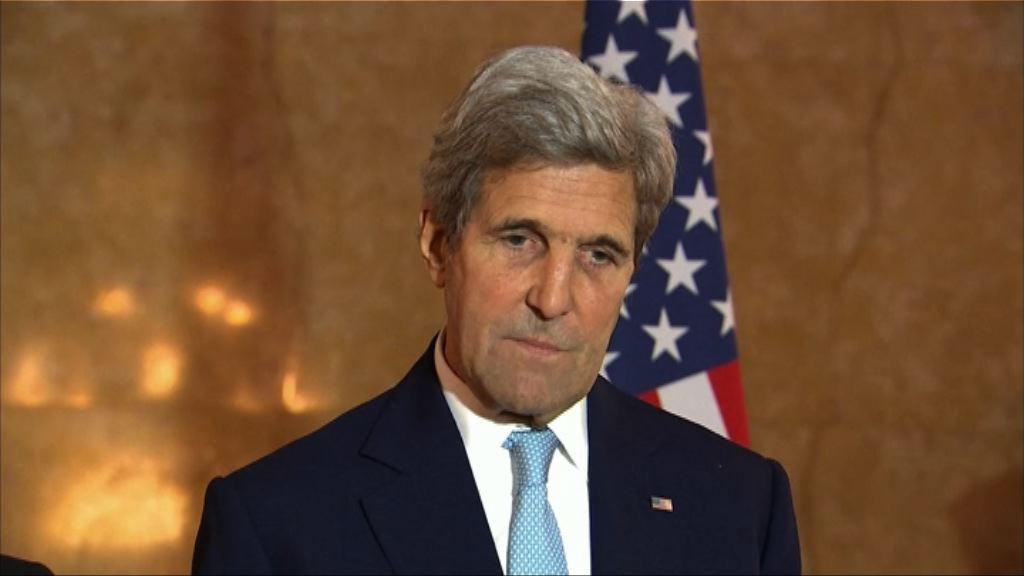 歐美警告不排除加強制裁俄羅斯敘利亞