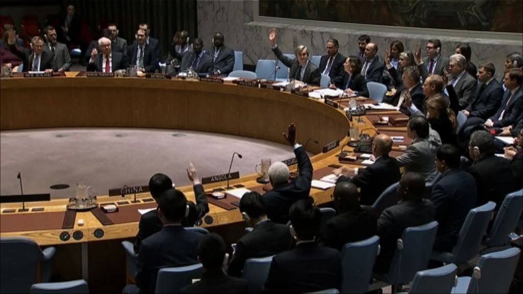 安理會通過授權人員監督阿勒頗撤離