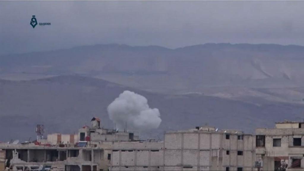 敘利亞停火決議生效後東古塔仍受攻擊