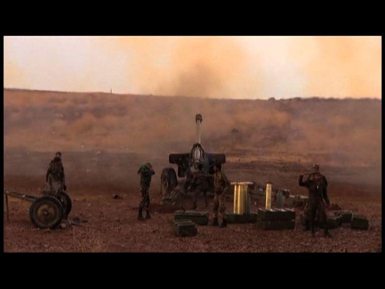 美國將首派地面部隊到敘利亞
