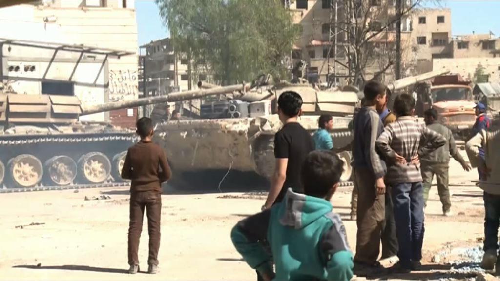 美國或動武 敘利亞軍高度戒備