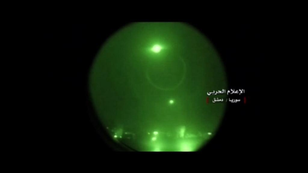 俄軍指敘利亞攔截了大部分導彈